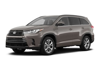 2019 Toyota Highlander SUV Toasted Walnut Pearl